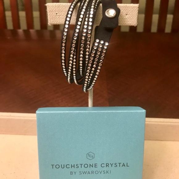 b3eddcda8 Touchstone Crystal by Swarovski Jewelry | Touchstone Crystal Wrap ...